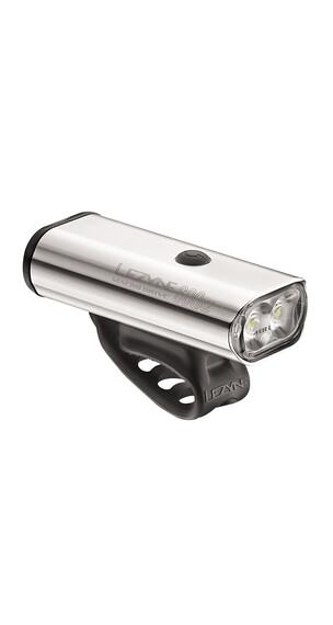 Lezyne Macro Drive 600 XL fietsverlichting zilver